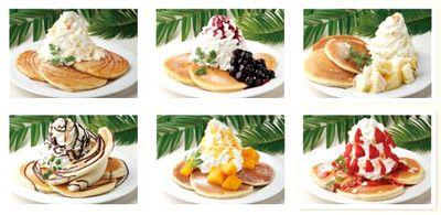 ハワイアンパンケーキファクトリー 店舗
