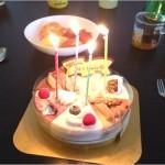 【サーティーワン】 誕生日祝いのアイスケーキの値段は?