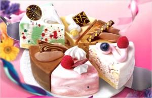 アイスケーキの値段