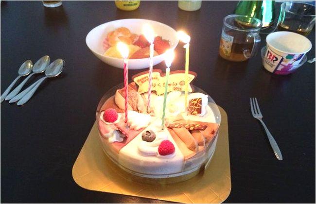 31のアイスケーキ