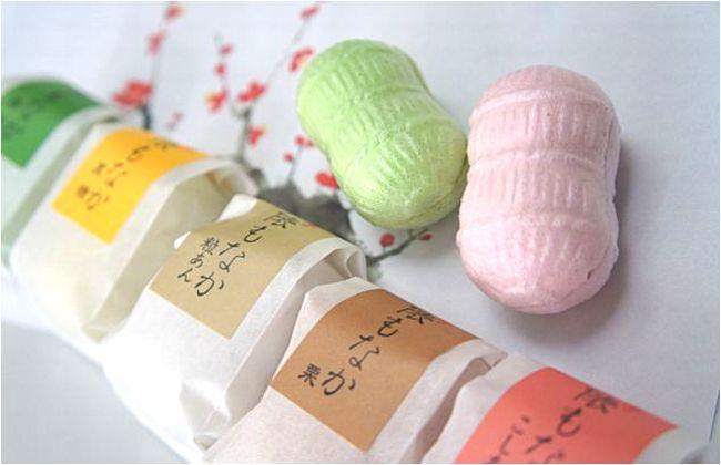 俵屋吉富の和菓子