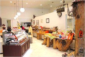ラパティスリーベルジュの店舗