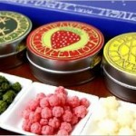 星果庵の金平糖は通販で買える?いちごやチョコ味がお土産に人気