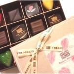 フレデリック・ブロンディールのチョコが人気♪値段や口コミはどう?