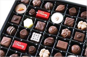 メリーチョコレートの口コミ
