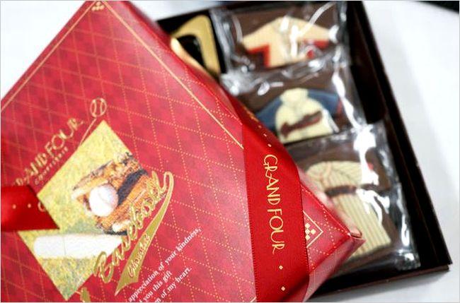 グランフールのチョコ