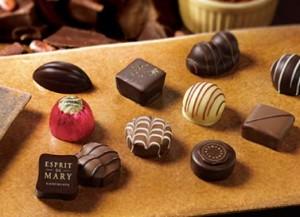 チョコレートの評判